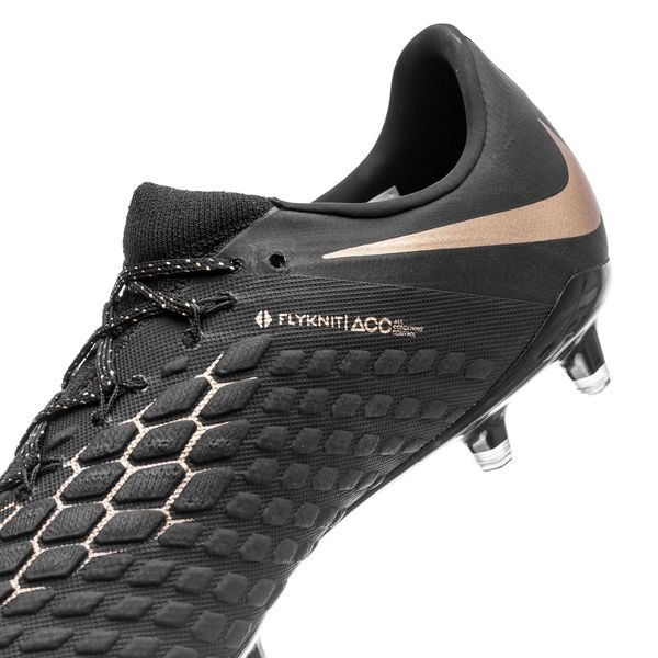 sale online amazon hot new products Nike Hypervenom Phantom 3 Elite FG Game of Gold - Black/Metallic Vivid Gold