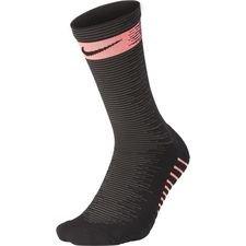 nike football socks squad crew - black/pink - football socks