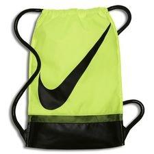 nike gymnastikpose brasilia - neon/sort - tasker