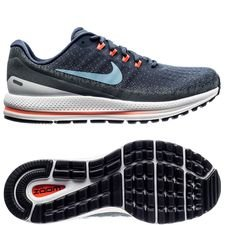 nike air zoom vomero 12 - thunder blue/cool grey - running shoes