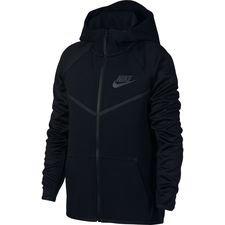 ? En del af Nike Sportswear kollektionen ? Tech fleece bomuldsmateriale er blødt og let ? Meshpaneler sikrer åndbarhed, og er en ny versio