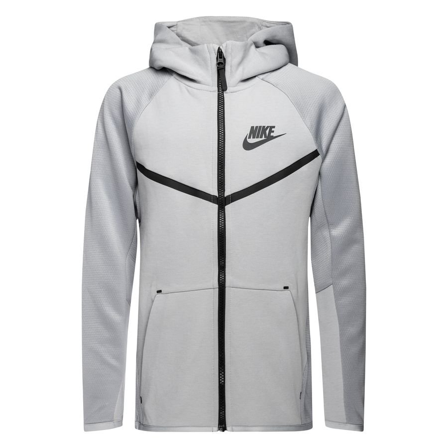 da7be6a5 Nike Hettejakke NSW Tech Fleece - Grå Barn | www.unisportstore.no