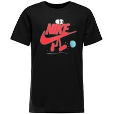 nike t-shirt nsw futura - sort børn - t-shirts