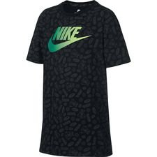 nike t-shirt nsw splash - sort børn - t-shirts