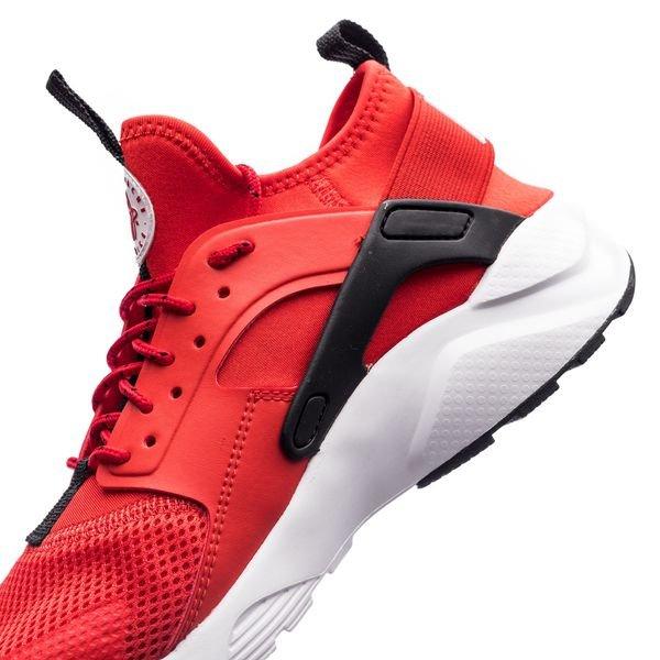 sale retailer 60bd0 7c5b6 ... sale nike air huarache run ultra rød hvit barn sneakers f4b9c 080b6