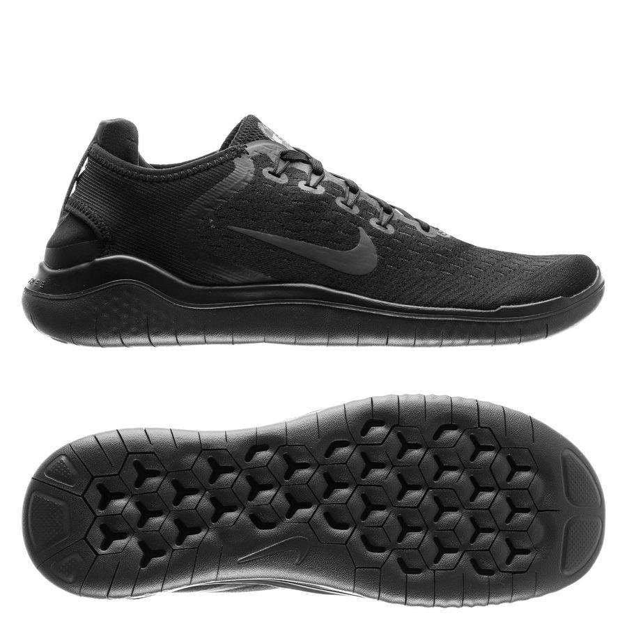scarpe da corsa libera nel 2018 nero / antracite www