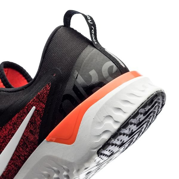 ... nike running shoe odyssey react - habanero red/white - running shoes ...