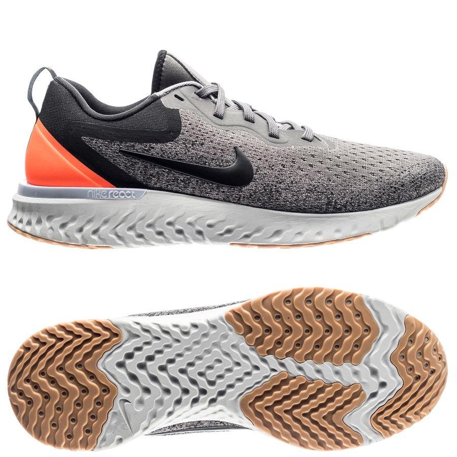 Nike Chaussures de Running Odyssey React - Gris/Blanc Femme