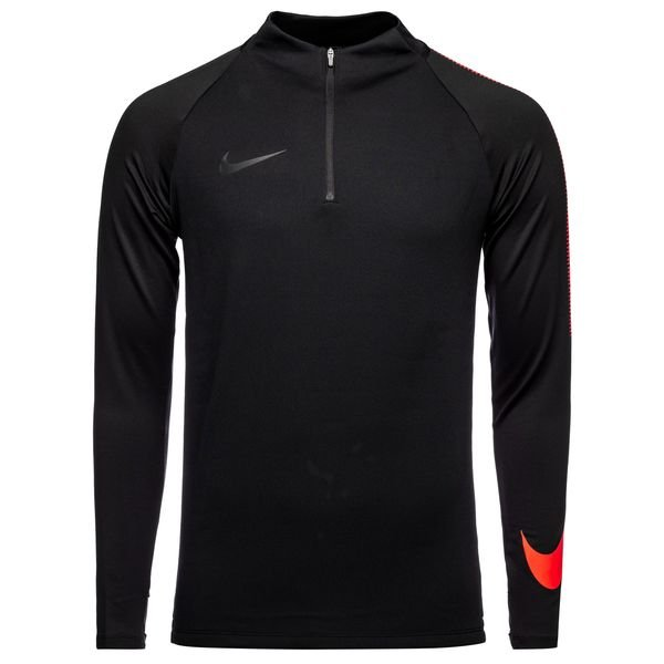 Nike Training Shirt Dry Squad Drill Top BlackSiren Red Kids