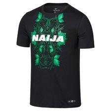 Nigeria Treenipaita Squad - Musta/Vihreä