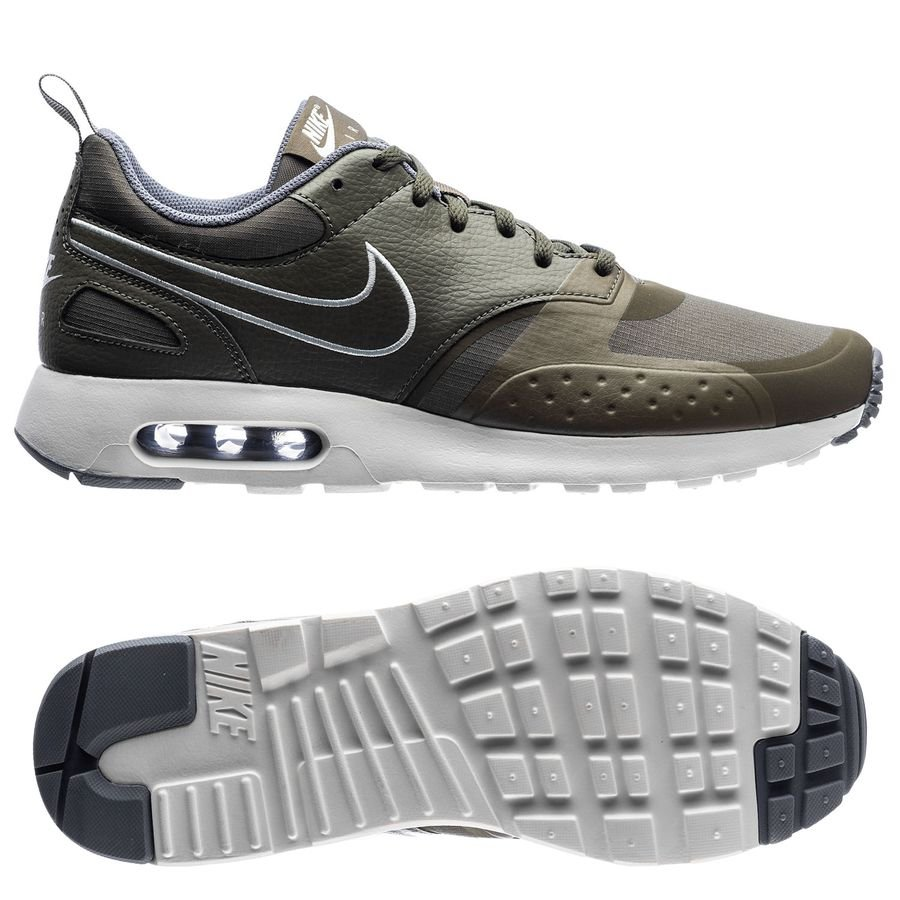 nike air max vision - medium olive barely grey - sneakers ... c7a42ede2