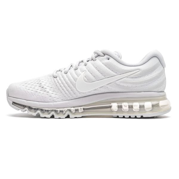 hot sale online 4d2c5 3509a Nike Air Max 2017 SPECIAL EDITION - Platinum White