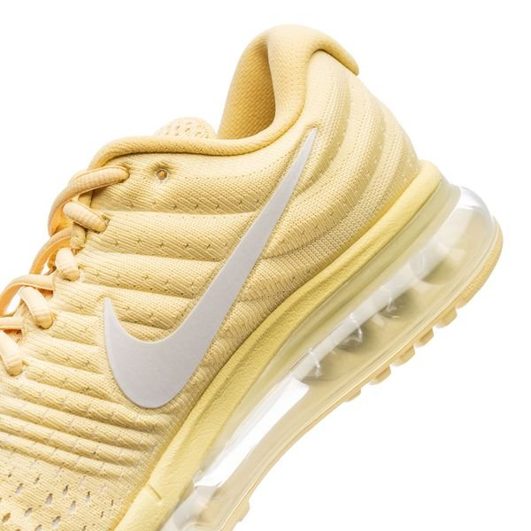 new concept bec33 a3ac4 Nike Air Max 2017 SPECIAL EDITION - Yellow/Platinum Woman ...