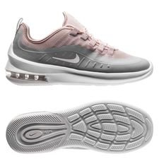 nike air max axis - particle rose/white women - sneakers