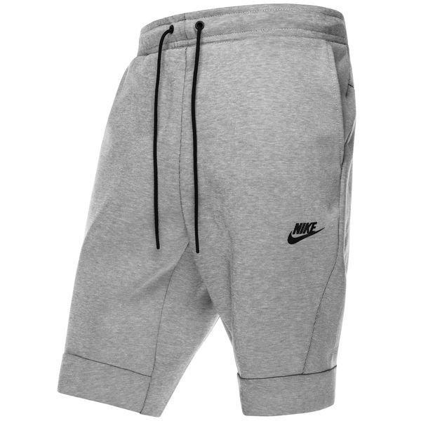 6494a11c6192 Nike Shorts Tech Fleece - Barely Grey Black