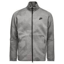 Image of   Nike Jakke NSW Tech Fleece GX 1.0 - Grå/Sort