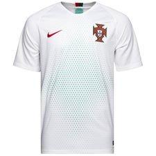 Portugal Maillot Extérieur Coupe du Monde 2018 Enfant