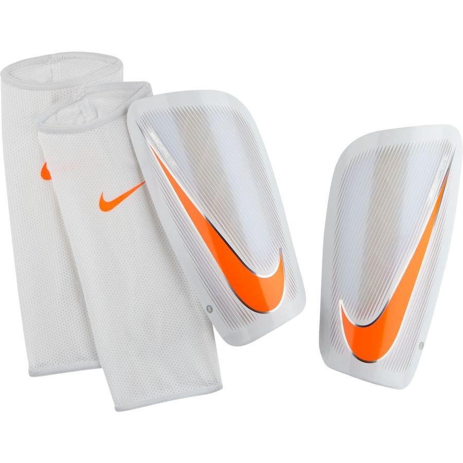 Nike Benskinner Mercurial Lite Just Do It - Hvid/Orange
