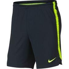 manchester city training shorts dry squad - dark obsidian/volt - shorts
