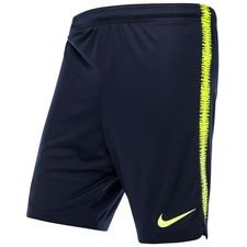 Manchester City Shorts Dry Squad - Navy/Neon Barn