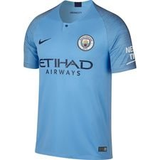 manchester city home shirt 2018/19 - football shirts