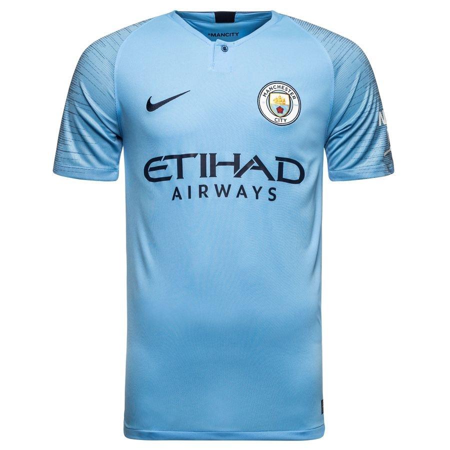Maillot Domicile Manchester City de foot
