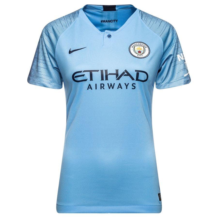 9202d4dc12aa5 Manchester City Home Shirt 2018/19 Woman | www.unisportstore.com