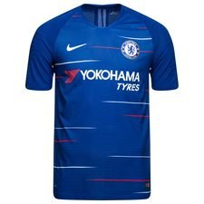 chelsea home shirt 2018/19 vapor kids - football shirts