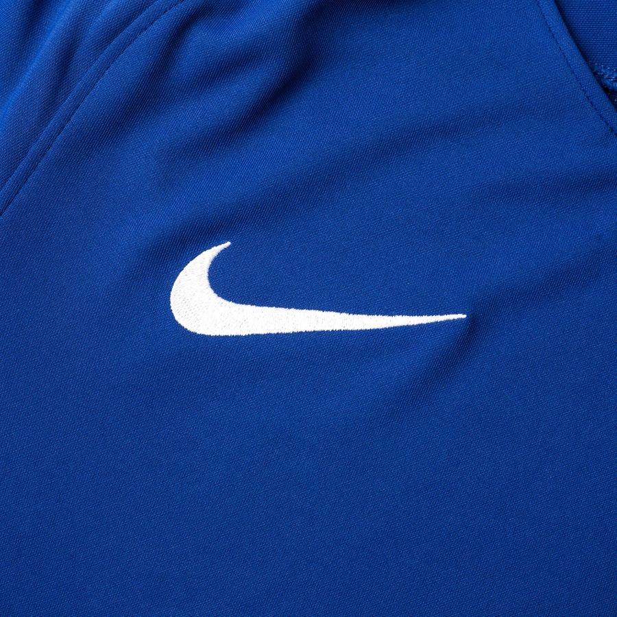 Chelsea Trenings T Skjorte Breathe Squad BlåHvit   www