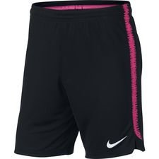 Paris Saint-Germain Shorts Dry Squad - Svart/Rosa