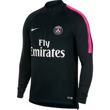 Paris Saint-Germain Trainingsshirt Dry Squad Drill - Schwarz/Pink Kinder