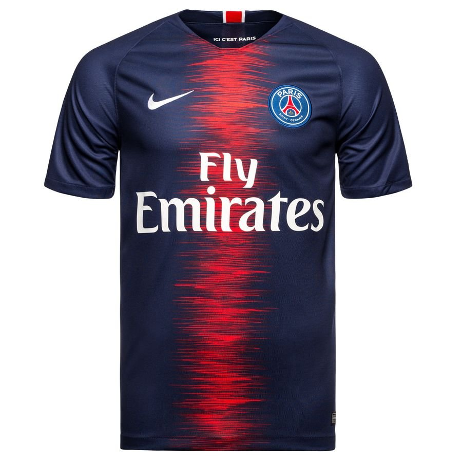Paris Saint-Germain Maillot Domicile 2018/19 Enfant