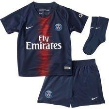 Paris Saint-Germain Hemmatröja 2018/19 Mini-Kit Barn