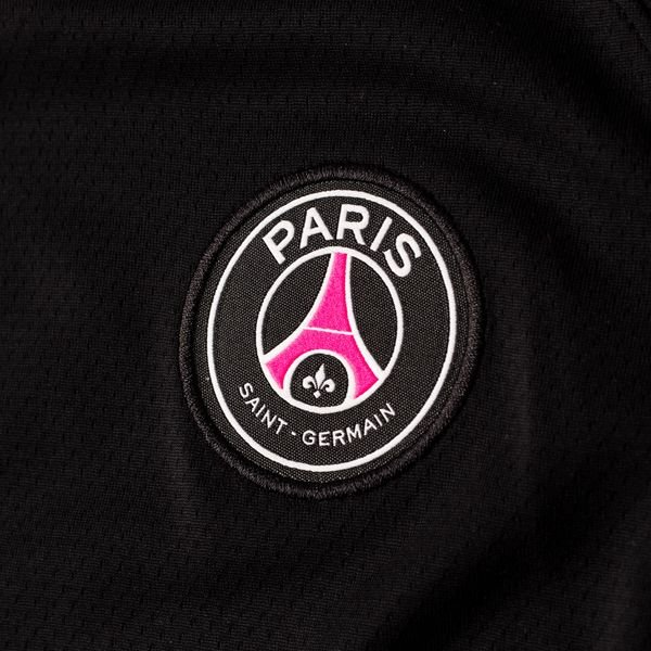 Paris Saint Germain Training T Shirt Dry Squad SchwarzPink Damen