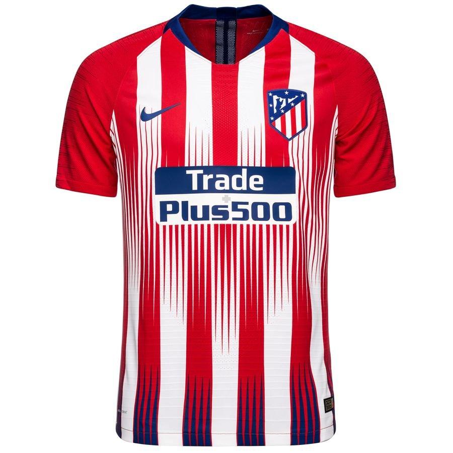 Maillot Domicile Atlético de Madrid de foot