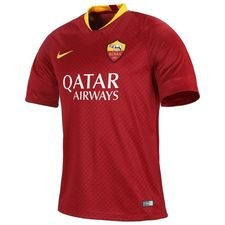 roma home shirt 2018/19 - football shirts