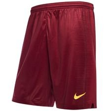 roma home shorts 2018/19 - football shorts