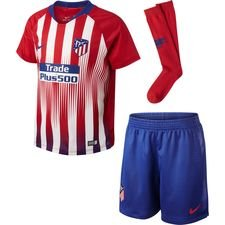 Atletico Madrid Hjemmedrakt 2018/19 Mini-Kit Barn