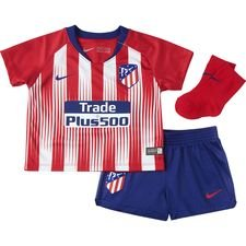 Atletico Madrid Heimtrikot 2018/19 Baby-Kit Kinder