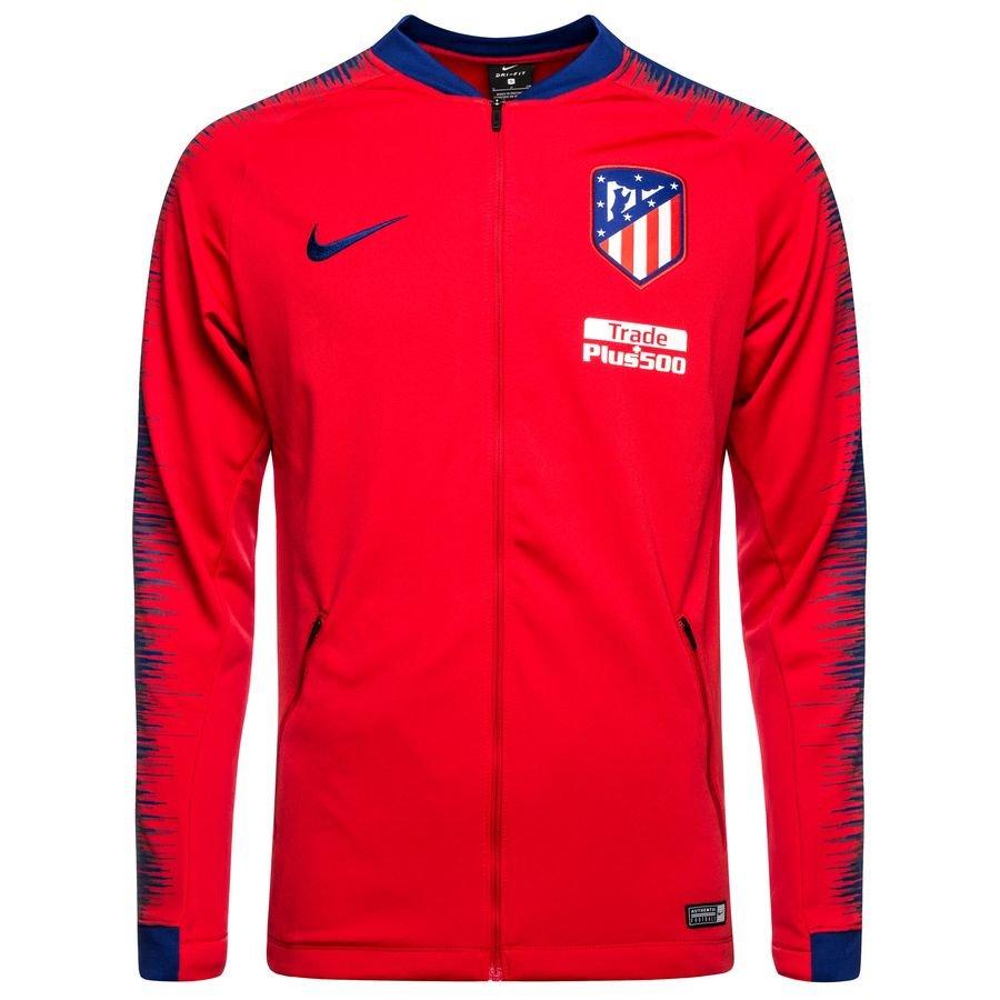Maillot entrainement Atlético de Madrid gilet