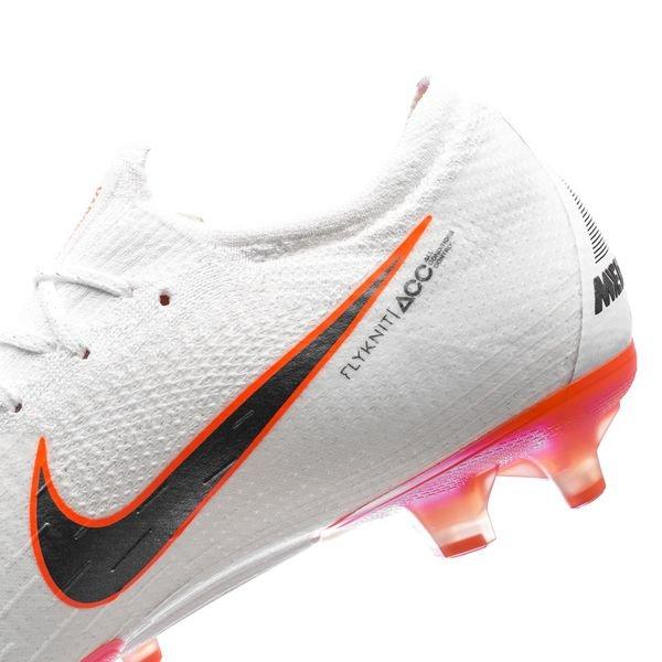 Nike Mercurial Vapor 12 Elite AG-PRO Just Do It - White/Total Orange    www.unisportstore.com