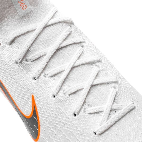 bc41e58b44d15 Nike Mercurial Superfly 6 Elite FG Just Do It - White/Total Orange ...