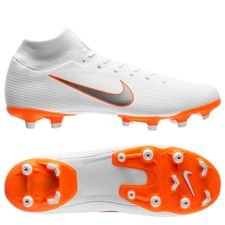 Nike Mercurial Superfly 6 Academy MG Just Do It - Wit/Oranje
