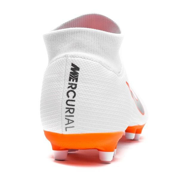 big sale 33aff ed32a Nike Mercurial Superfly 6 Academy MG Just Do It - White ...