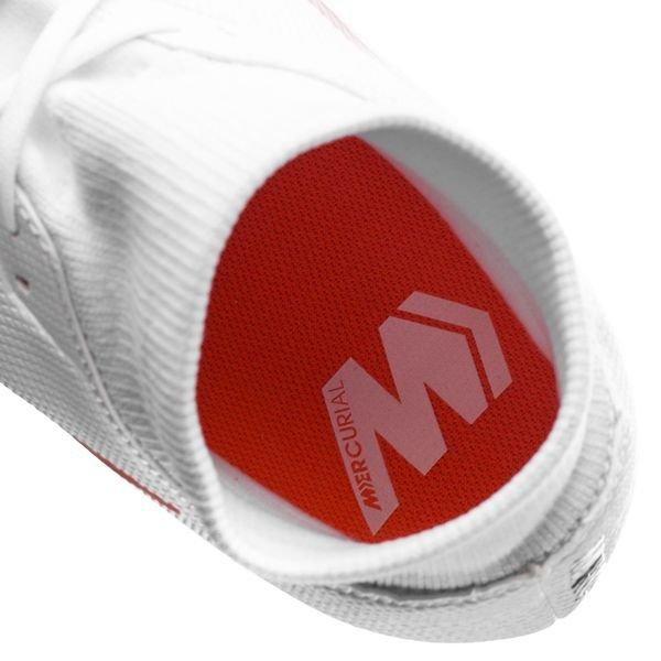 Nike Mercurial Academy Superfly 6 Mg Faire Juste - Wit / Kinderen Oranje Tvm4ACMK5