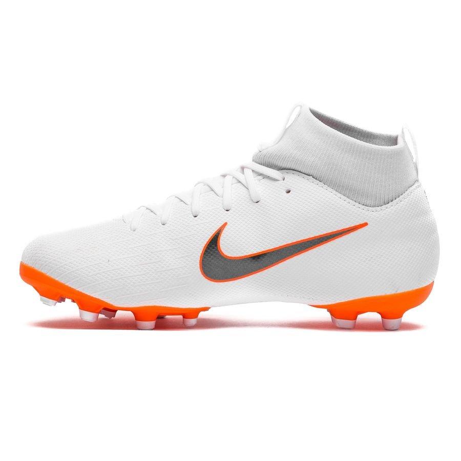 f699ca56 ... promo code nike mercurial superfly 6 academy mg just do it hvid orange  børn fodboldstøvler a767e