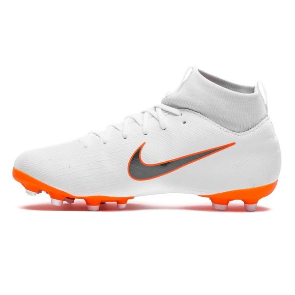 big sale 4400f fdf10 Nike Mercurial Superfly 6 Academy MG Just Do It - White ...