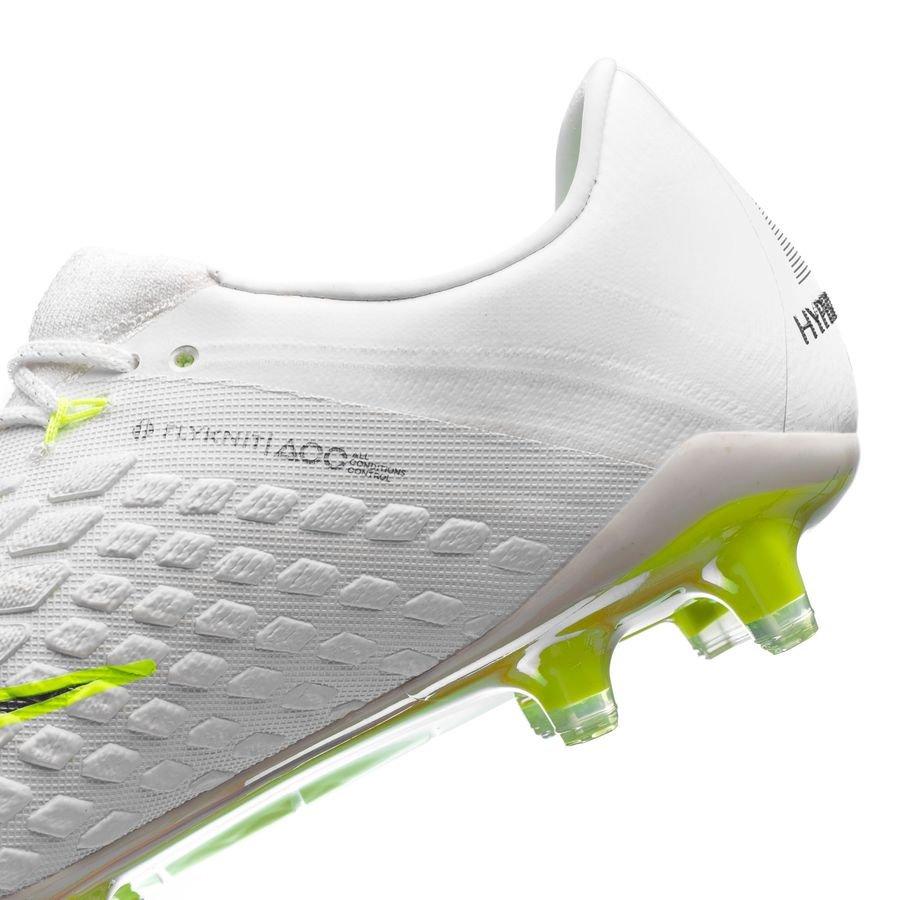 35744def Nike Hypervenom Phantom 3 Elite FG Just Do It - White/Volt |  www.unisportstore.com