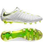 Nike Hypervenom Phantom 3 Elite FG Just Do It - Hvid/Neon