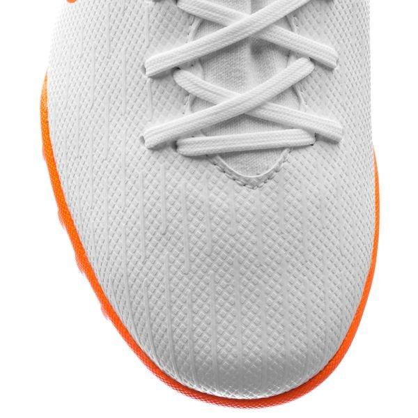 ... nike mercurial superflyx 6 academy tf just do it - vit orange barn -  fotbollsskor ... 26d9aa067bd70